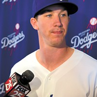 Pitcher Walker Buehler starts the season atop the Oklahoma City Dodgers' rotation and the organization's prospect rankings.