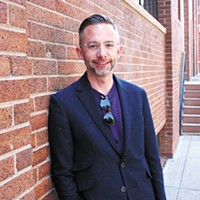 Joshua Fahrenbruck, through his work with OK Innovate, is working to put the area on the map as a regional hub for technology.