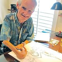 Greg Burns' exhibit is on display at Oklahoma History Center through Sept. 29.