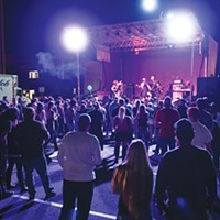 The annual Norman Music Festival is one of the state's largest youth and music culture gatherings, but the city is fighting to keep its graduates from moving elsewhere in the metropolitan area.