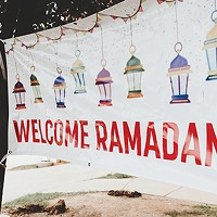 Ramadan this year began at sunset May 5 and lasts through sundown June 4.