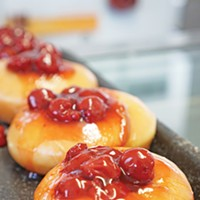Gazedibles: Delectable doughnuts