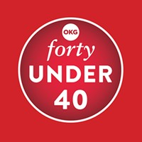 Oklahoma Gazette's Forty Under 40 Class of 2019