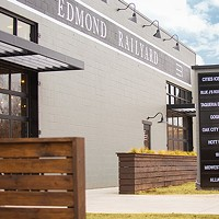 Only two of Edmond Railyard's seven food and drink tenants have yet to open but are expected to do so within a month and a half.