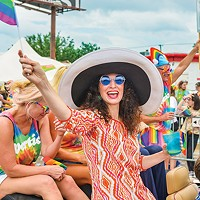 39th Street District hosts Pride on 39th June 12-14 in the historic gay district.