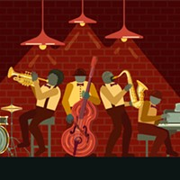 Jazz in June's livestream event is 7-9:30 p.m. June 18 on YouTube.