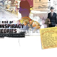 COVER The rise of conspiracy theories