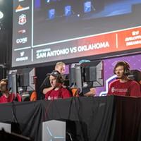 Oklahoma University Esports Team