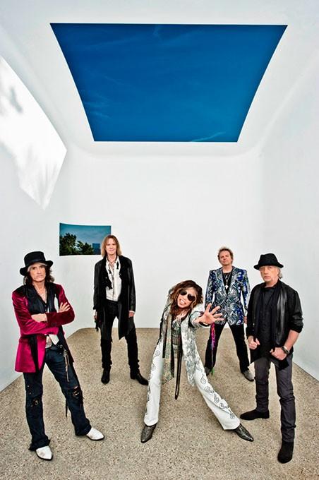 Aerosmith (Ross Halfin / Provided)