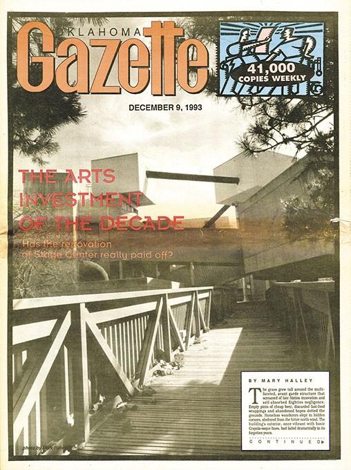 (Dec. 1993 Oklahoma Gazette)
