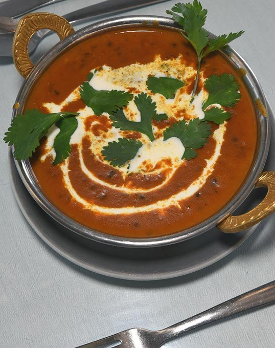 Dal Makhni at Taste of India in Norman.  mh