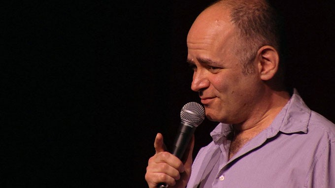 Todd Barry: The Crowd Work Tour - PIG NEWTON / PROVIDED