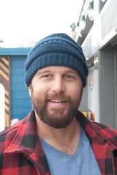 Hunter Wheat at The Bleu Garten. (Mark Hancock)