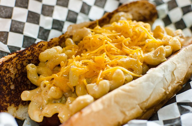 The All-American Hot Dog by Diamond Dawgs