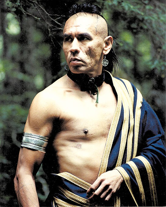 Wes Studi in Last of the Mohicans (Maura Dhu Studi / Provided)