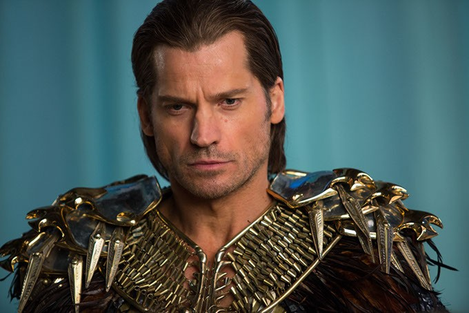 Nikolaj Coster-Waldau stars as 'Horus' in GODS OF EGYPT. Photo Credit: Lisa Tomasetti / Lionsgate / Provided - LISA TOMASETTI