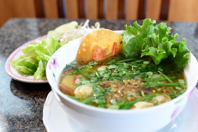 Mi hoanh at Gia Gia Vietnamese Family Restaurant, Friday, March 4, 2016. - GARETT FISBECK