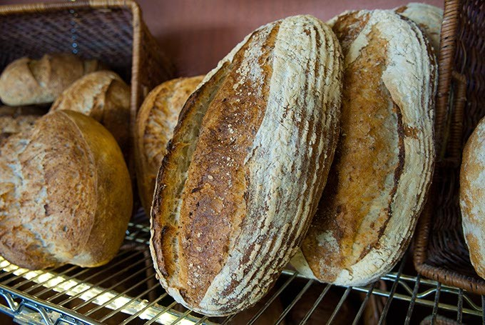 baked fresh every day.  mh