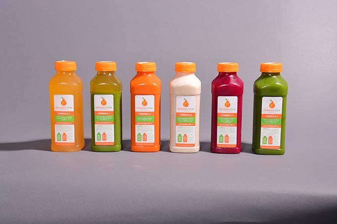 Organic Trim Clensing Drinks.  mh