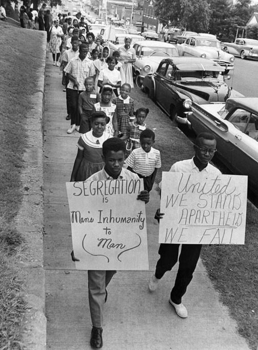The Civil Rights Of Children >> Film Documents Oklahoma Civil Rights Movement Film