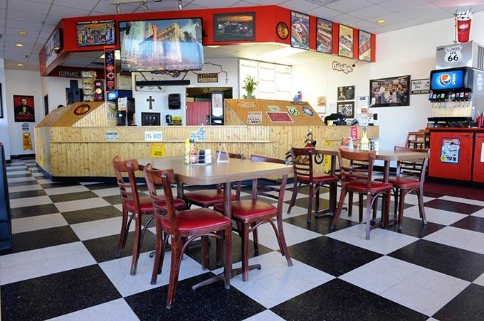 Cal's Chicago Style Eatery in Oklahoma City, Thursday, March 5, 2015. - GARETT FISBECK