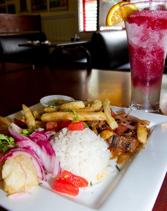 Food and Drinks at Zarate's Latin & Mexican Grill in Edmond, Oklahoma, Monday, July 6, 2015. - KEATON DRAPER