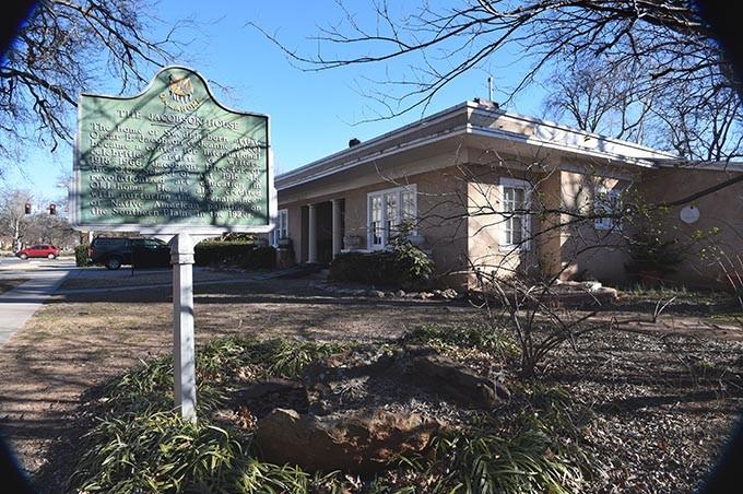 Jacobson House Native Art Center, 2-8-16, 609 Chautauqua Avenue, Norman Oklahoma. - MARK HANCOCK