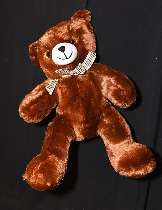 Send to someone as a get well Teddy Bear.  mh