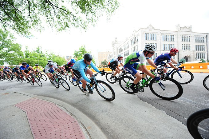 The 2015 Oklahoma City Pro-Am Classic was held last month in downtown Oklahoma City. - PROVIDED