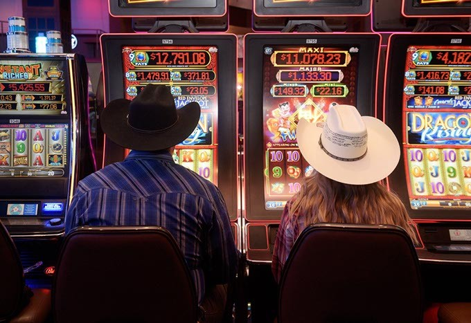 Remington Park Racing & Casino | Garett Fisbeck / Western wear provided by Cavender's Western Wear, 6339 SW Third St. in Oklahoma City (Garett Fisbeck / Western wear provided by Cavender's Western Wear, 6339 SW Third St. in Oklahoma City)