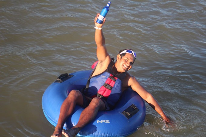Riversport Adventures' Surf Zone Thursdays offer a wet and wild way to start the weekend. - PROVIDED