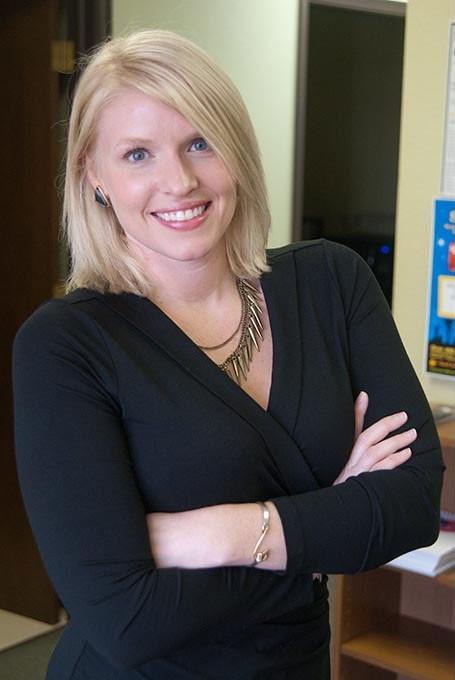 Holly Moye new OVAC Executive Director.  mh