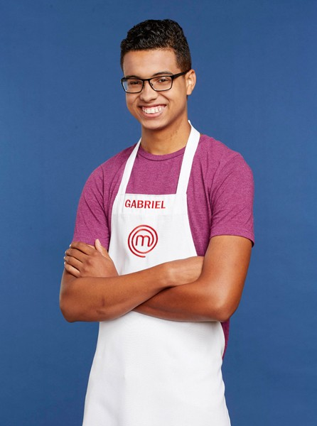 Gabriel Lewis - MASTERCHEF / PROVIDED