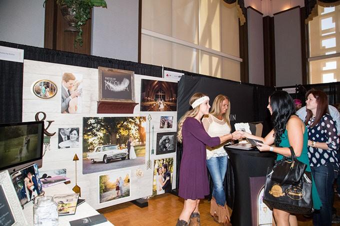 The Oklahoma Bridal Show on Sunday features around 250 vendors.   Photo Sherri Glenn Photography / provided - SHERRI GLENN PHOTOGRAPHY