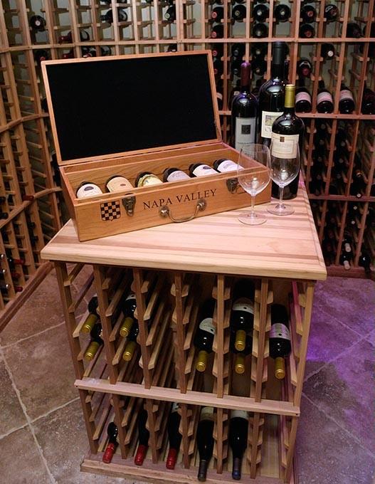 Wine selection at Opus Prime Steakhouse, Friday, Oct. 7, 2016. - GARETT FISBECK