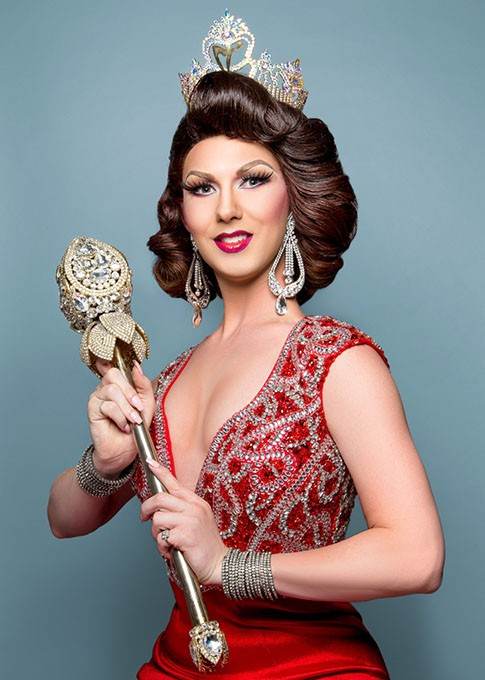 Miss Gay Oklahoma 2016 Ry'lee Hilton (Carrie Strong / provided)