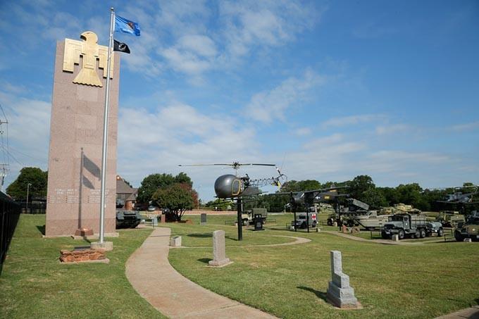 45th Infantry Museum, Friday, June 9, 2017. - GARETT FISBECK