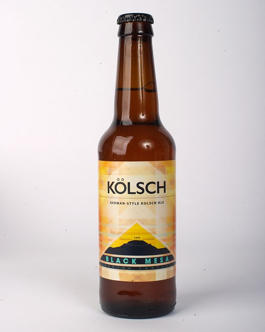 Black Mesa Kolsch Berm Style Kolsch Ale for Gazette Fall Brew Review 2016. - GARETT FISBECK