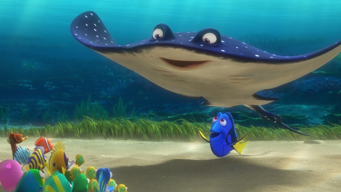 FINDING DORY. ©2016 Disney•Pixar. All Rights Reserved. - PIXAR