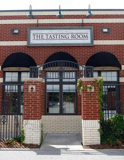 The Tasting Room in Oklahoma City, Thursday, May 14, 2015. - GARETT FISBECK