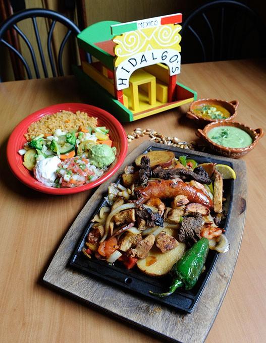 Hidalgo's Parrilla at Hidalgo's in Edmond, May 20, 2015. - GARETT FISBECK