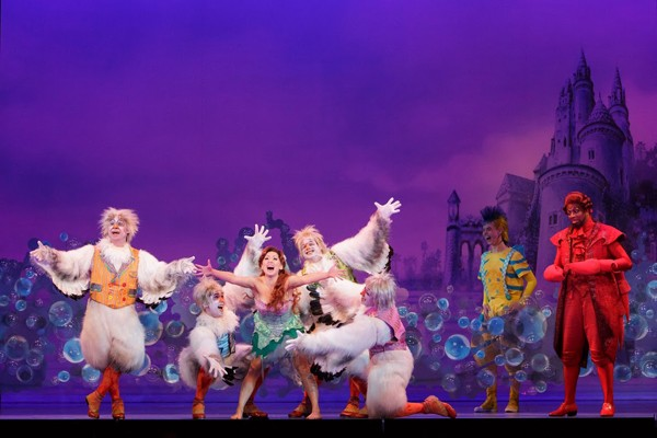OKC Broadway presents Disney's The Little Mermaid at Civic Center Music Hall Sept. 5-10. (Mark & Tracy Photography / OKC Broadway / provided)