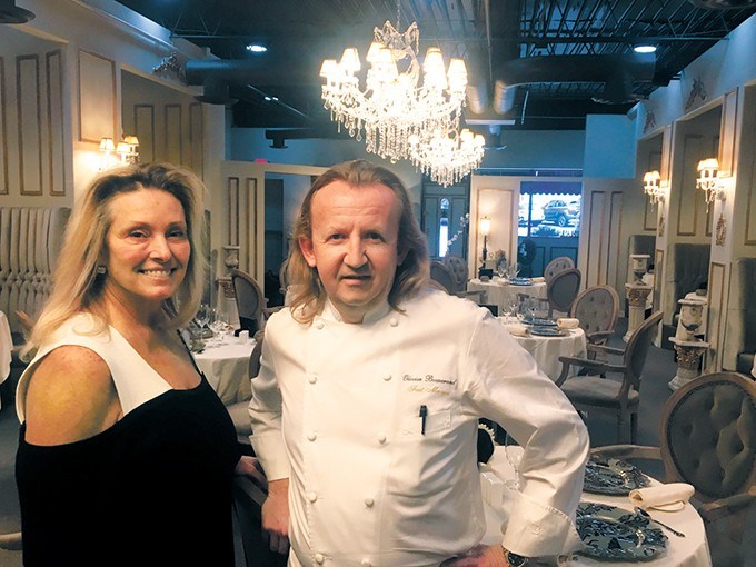 Susan Wedel and Olivier Bouzerand opened Fait Maison in Nov. 2017. - (Jacob Threadgill)