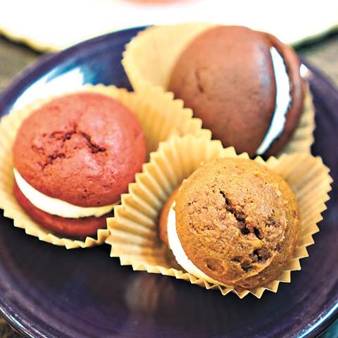 Crimson & Whipped Cream (Megan Nance)