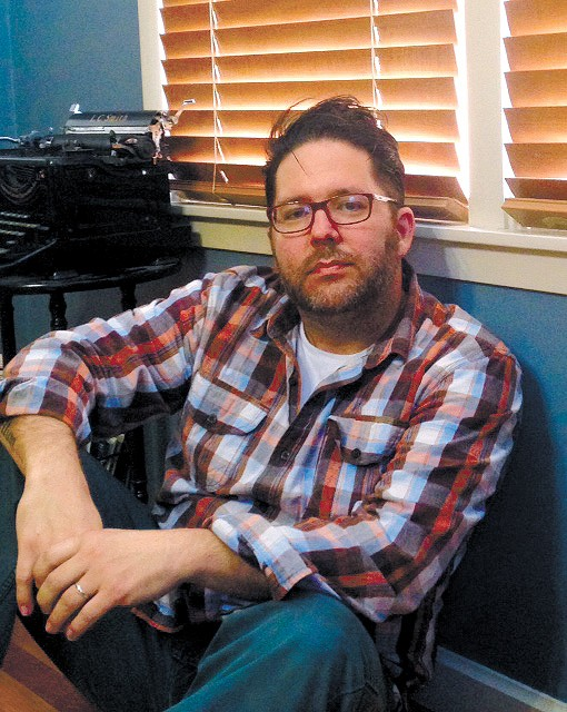 Author Brandon Hobson's new - novel explores issues of gender, race and - the foster care system. - PHOTO PROVIDED