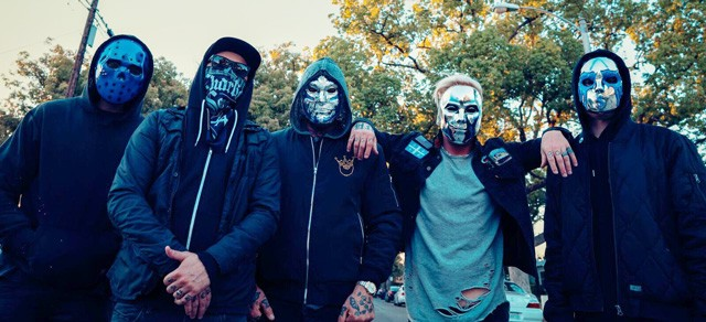 Hollywood Undead (Photo Jake Stark / provided)