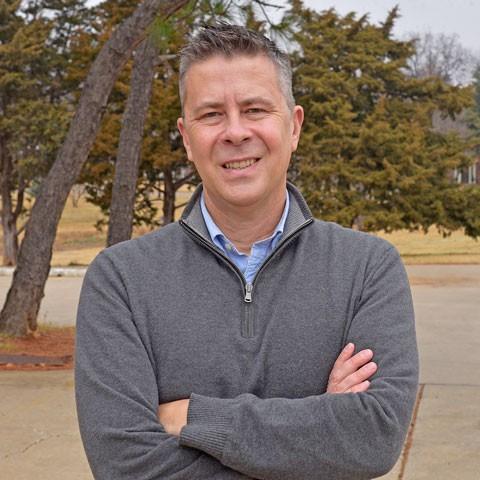 Oklahoma Gazette editor George Lang