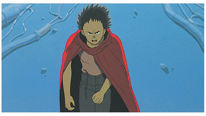 Projector Club screens the 1988 anime classic Akira May 16 in honor of Tower Theatre's monthlong tribute to animation. - TOHO CO. / PROVIDED