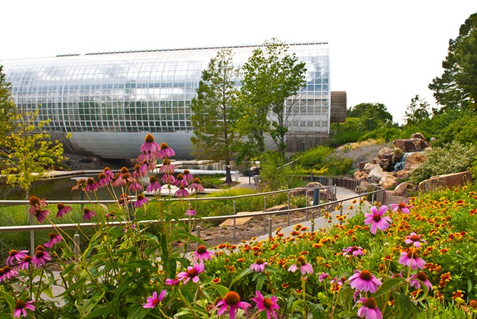 Myriad Gardens - GAZETTE / FILE