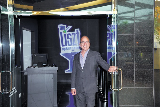 Michael Szekely opened The Liszt Nightclub + Lounge after working at Groovy's for nearly 25 years. - BEN LUSCHEN